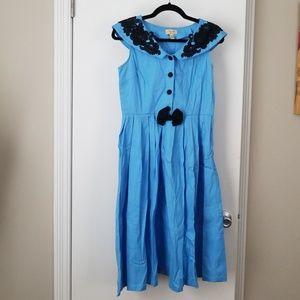 Lindy Bop vintage retro pinup inspired dress